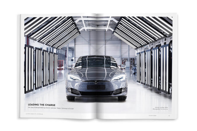 Samuel L Jackson, Tesla and our Sports Special: Inside the May/June 2018 issue