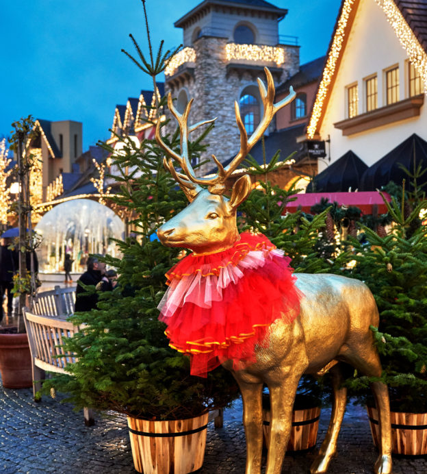 Experience the best in European Christmas at Maasmechelen Village