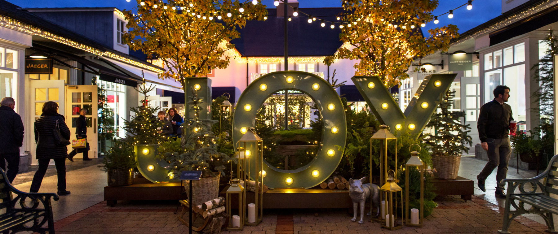 Tick every gift off your Christmas list at Kildare Village