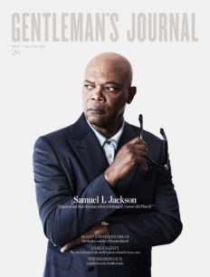 Latest Issue out now with Samuel L Jackson