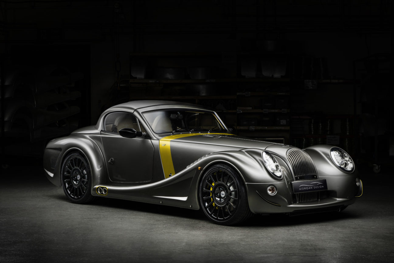 Morgan's latest GT ends the Aero 8 line with a bang