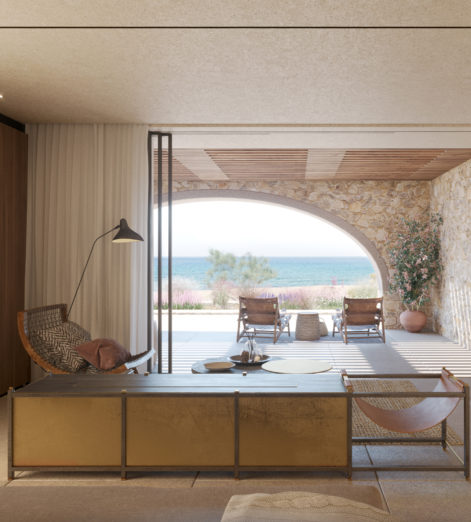 Need a summer escape? These luxury villas in Greece are for you