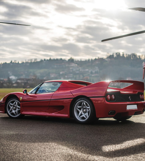 Icons or misfires? The six most divisive Ferraris ever built