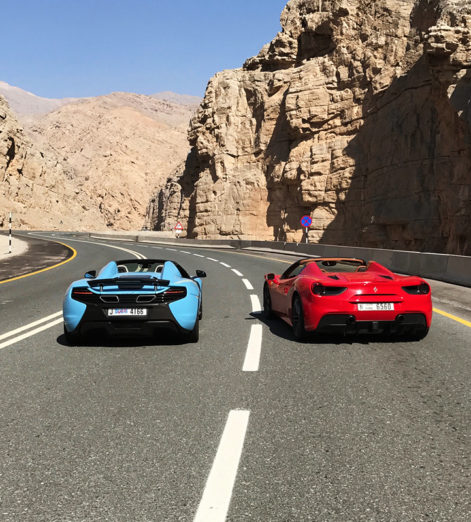 My perfect road trip — MrJWW, supercar presenter and vlogger
