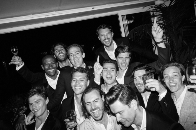 A postcard from Cannes. Gentleman's Journal hit the Chopard party in style