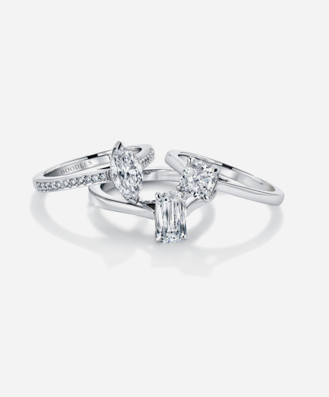 Buying an engagement ring? Here's our guide to jewellery jargon, with Boodles