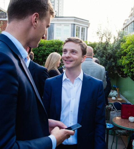 Gentleman's Journal bring together Edmiston and Vacheron for a rooftop party in the heart of Mayfair