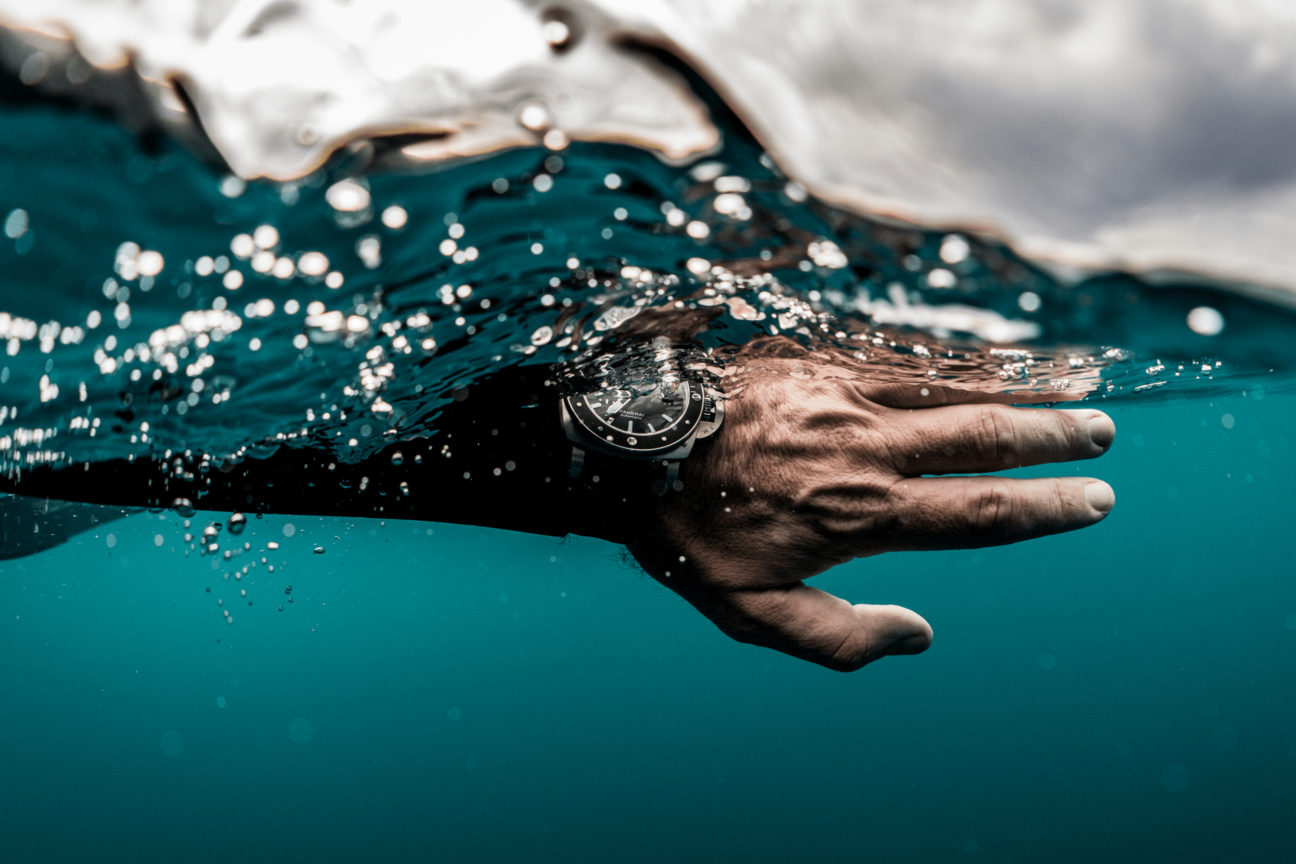 Introducing the new Panerai Submersible range