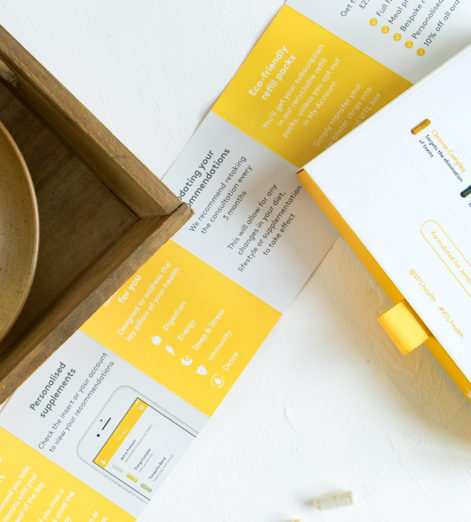 This innovative company will find your perfect meal plan, using your DNA