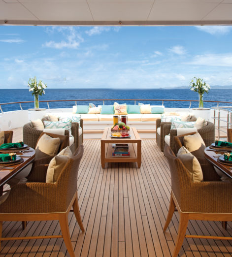 Lady Britt is one of the most sought-after superyachts on the seas. Here's why.