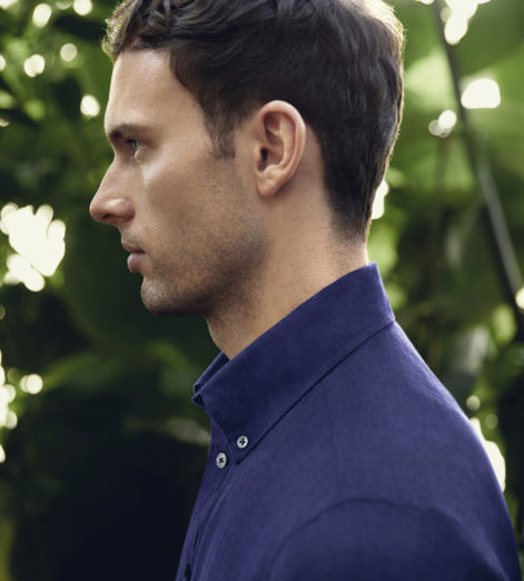 Linen shirts have never looked so good. Introducing Turnbull & Asser's new collection
