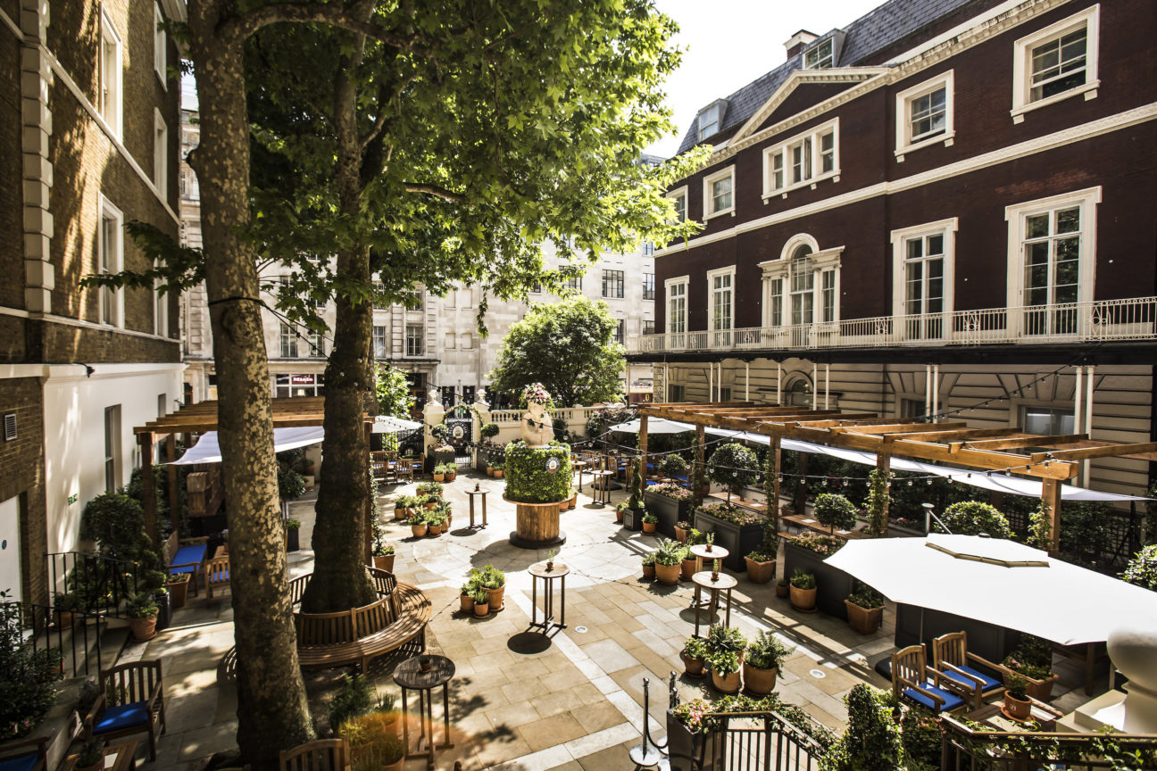Raise a glass! These are the best summer terraces in London ...
