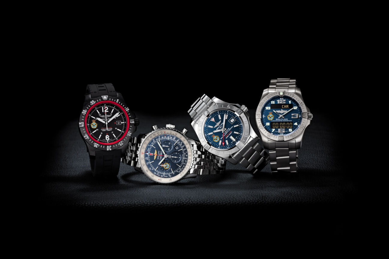 Discover Breitling's RAF100 Limited Edition Collection
