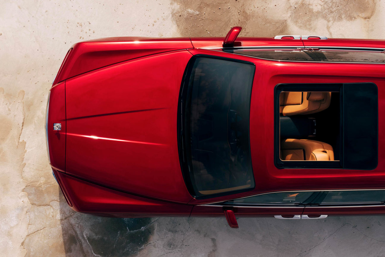 The Rolls-Royce of SUVs turns out to be a Rolls-Royce. Meet the Cullinan