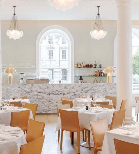 We asked the great and the good for the best restaurant in London right now