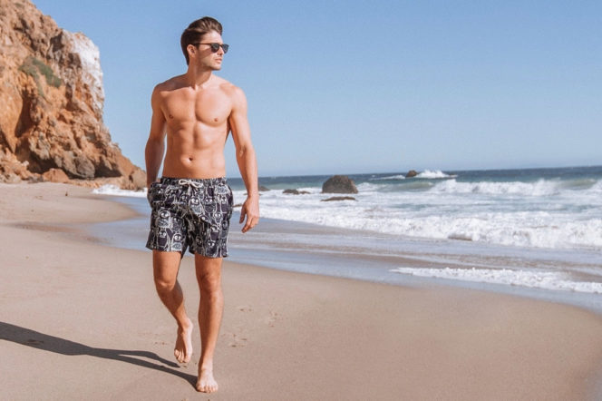 You only need three things in your beach wardrobe this summer