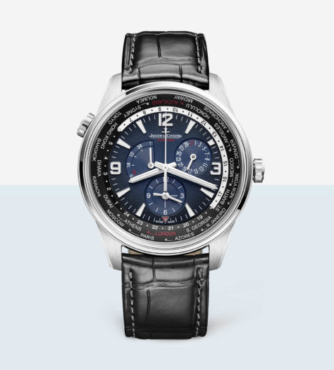 Introducing the Jaeger-LeCoultre Polaris Geographic WT