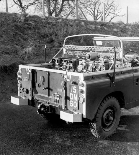 Our 7 favourite Land Rovers to celebrate 70 years of the brand
