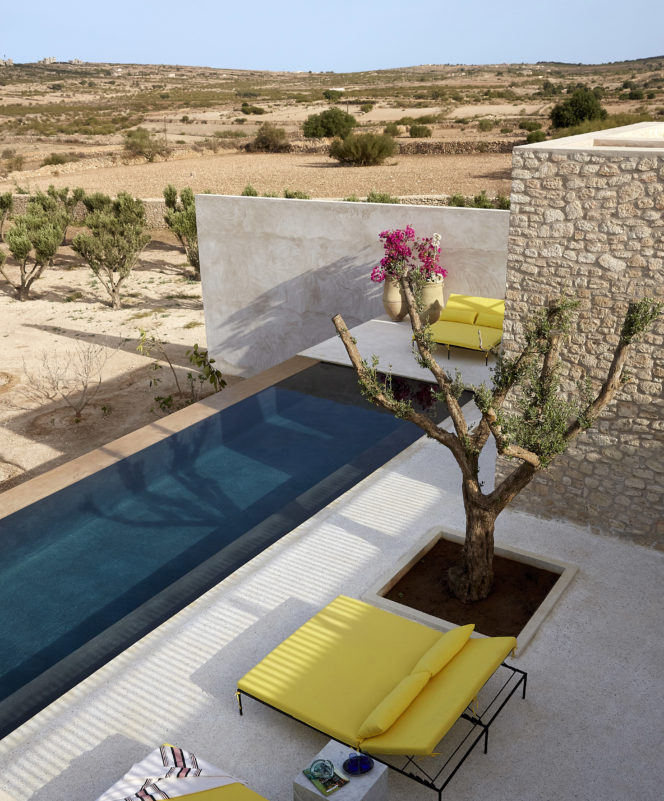 Find peace and respite at this luxury Moroccan villa