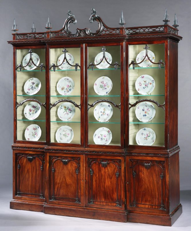 How to start collecting antiques, with Ronald Phillips