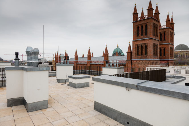 These slick luxury apartments have made Berlin even cooler