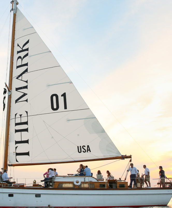 This New York five-star hotel has its own sailboat