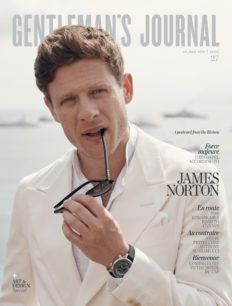 Latest Issue out now with James Norton