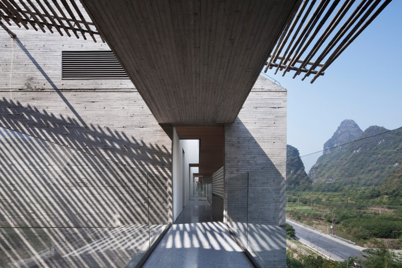 This reclaimed Chinese sugar mill is the height of rustic relaxation