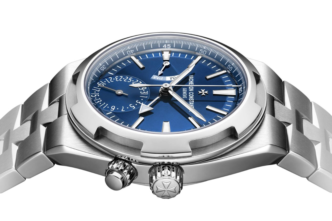 The new Vacheron Constantin Overseas Dual Time