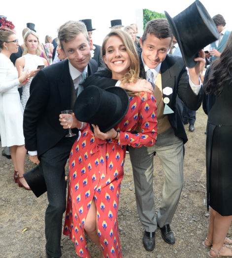 Diary: Inside the best Royal Ascot closing party