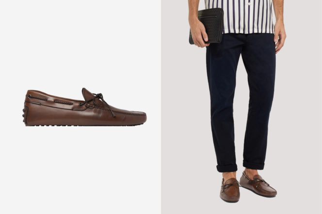 Editor's Picks: Tod's Loafers, Moto Guzzi Motorcycle and Persol Sunglasses