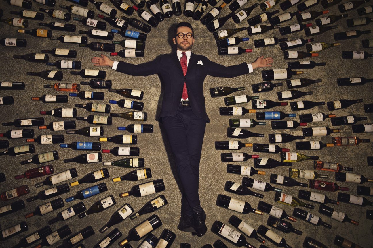 How to navigate the wine list, by the Sommelier of the Year