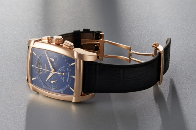 The debut in-house chronograph from Parmigiani Fleurier is an education in watchmaking
