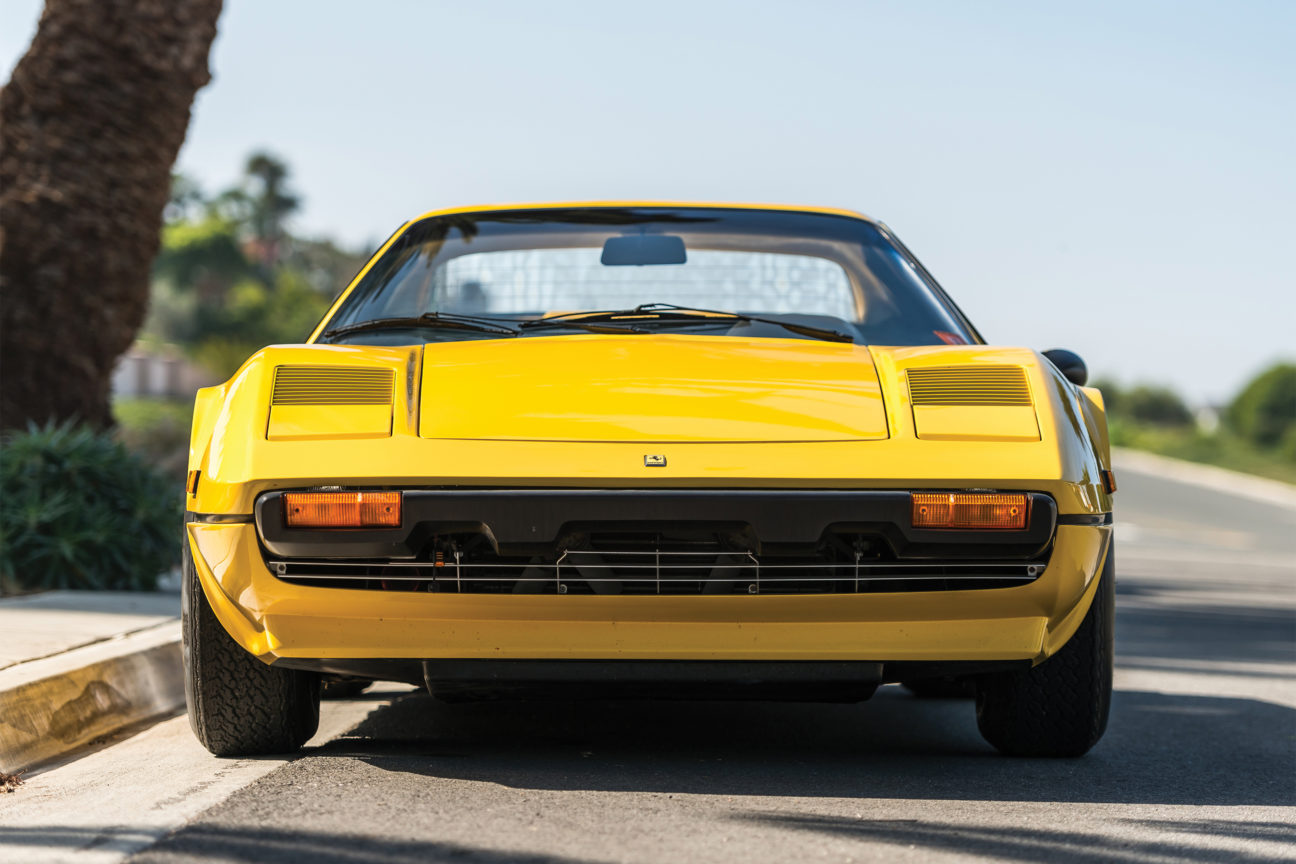 Made of glass: This 1976 Ferrari 308 GTB will last forever