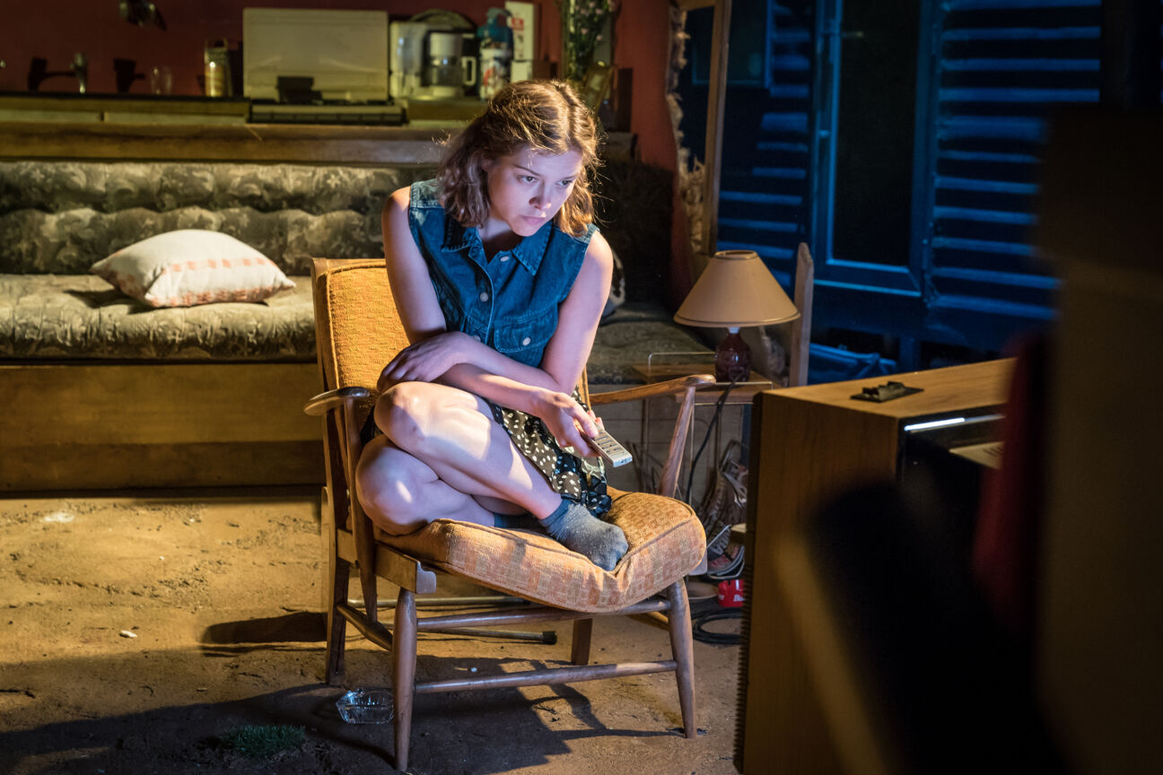 Sophie Cookson:  'Whatever character you play it's impossible not to let a tiny bit in'