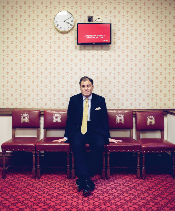 Lord Bilimoria on founding Cobra beer and making a difference in the House of Lords