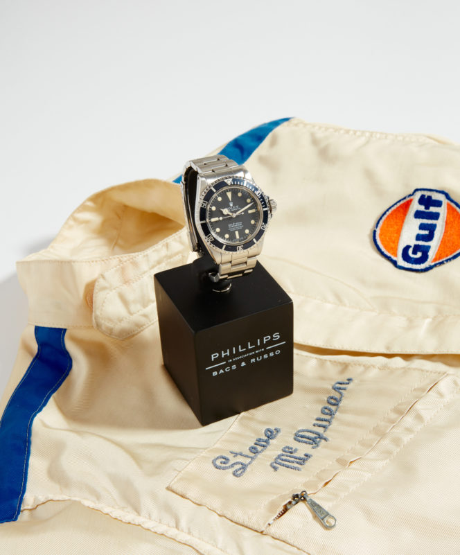 Steve McQueen's Rolex has quite a backstory — and it could be yours
