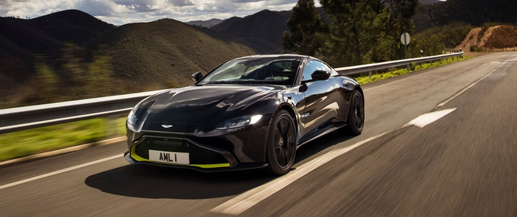 Aston Martin S New Vantage Is A Masterclass In Sporting Design