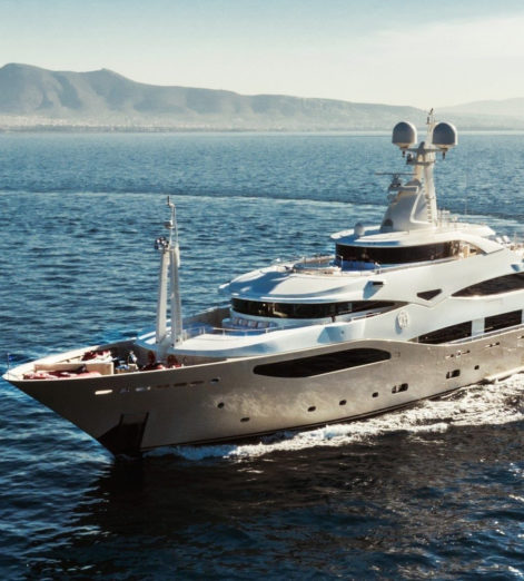 Heading to the Greek Islands this summer? These are the best yachts to charter