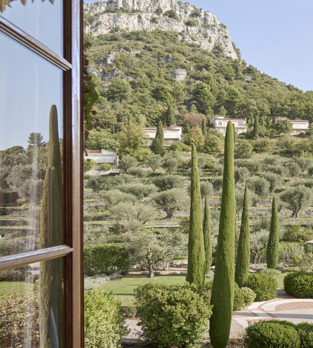 Chȃteau Saint-Martin is the ultimate in Riviera chic