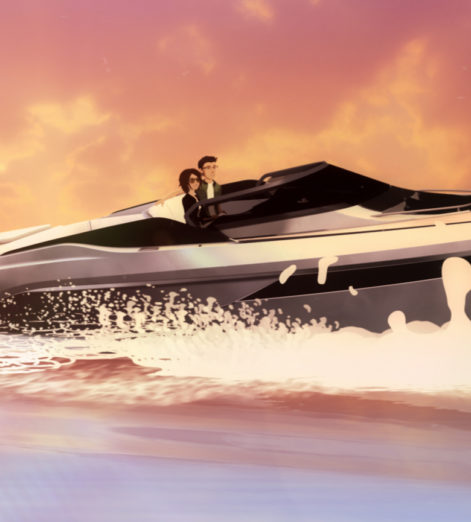 The new R Class from Princess Yachts is a game-changer