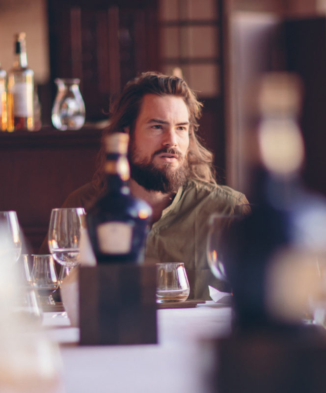 Perfumer Barnabe Fillion thinks you should nose your whisky more