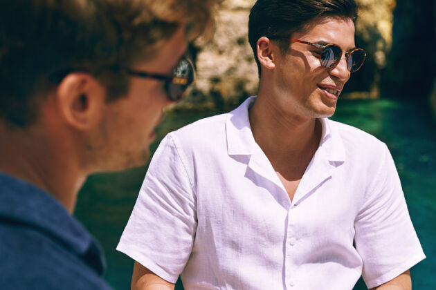 best summer shirts men