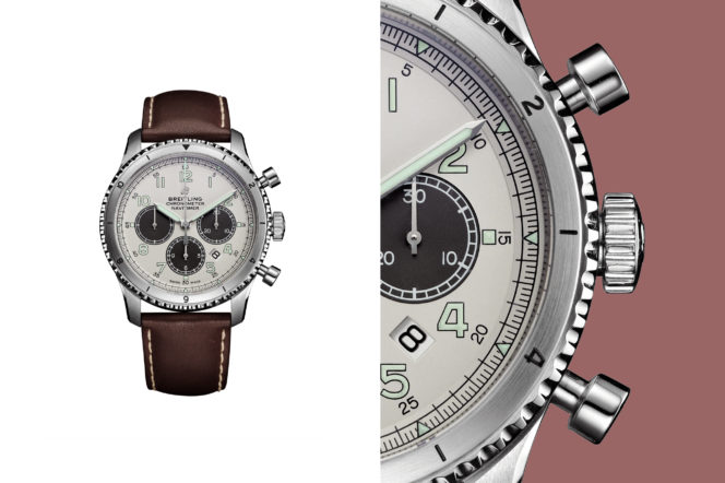 Editor's Picks: Breitling Navitimer, Turnbull & Asser and a 90s Lancia
