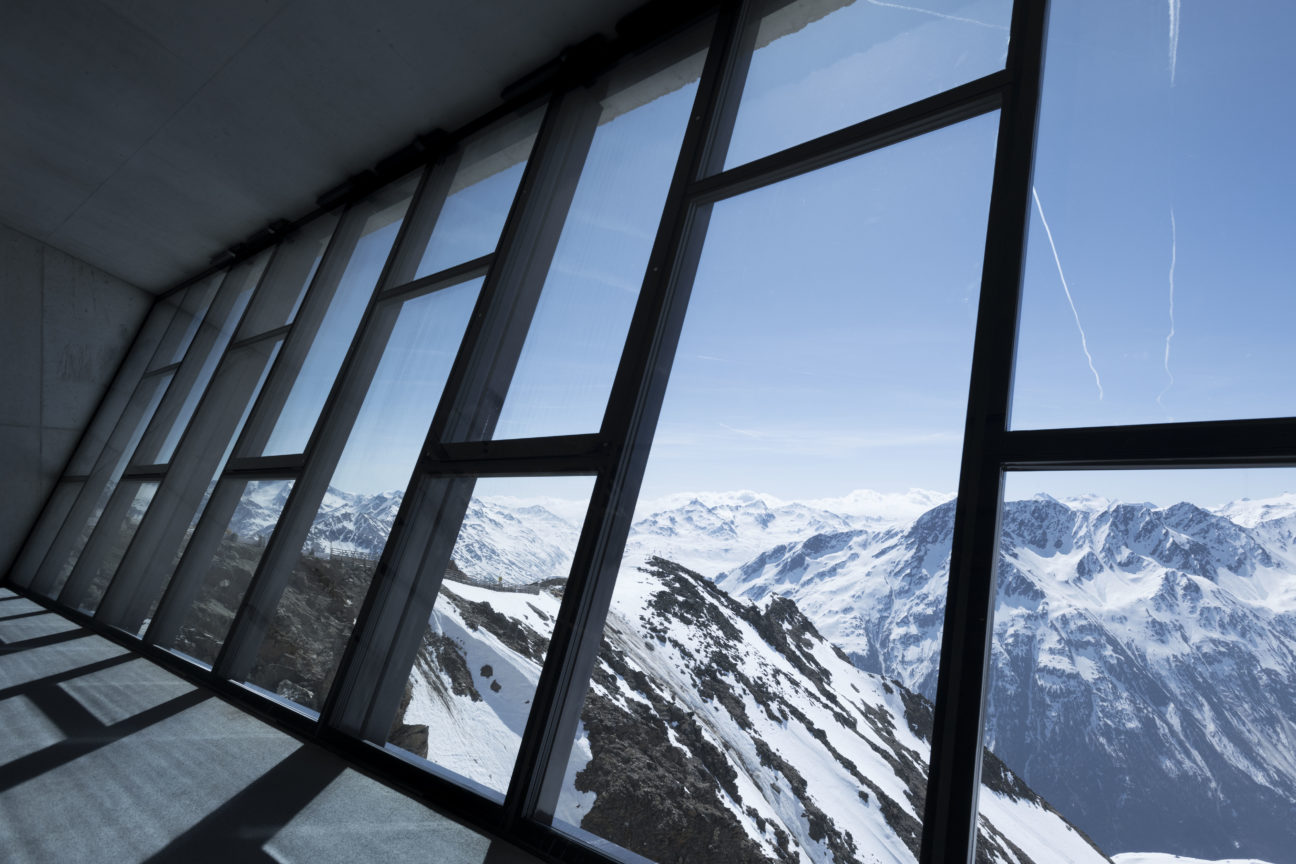 We've been expecting you: Inside the James Bond experience 10,000ft up the Austrian Alps