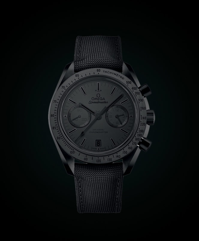 Black out: Our pick of the best black watches