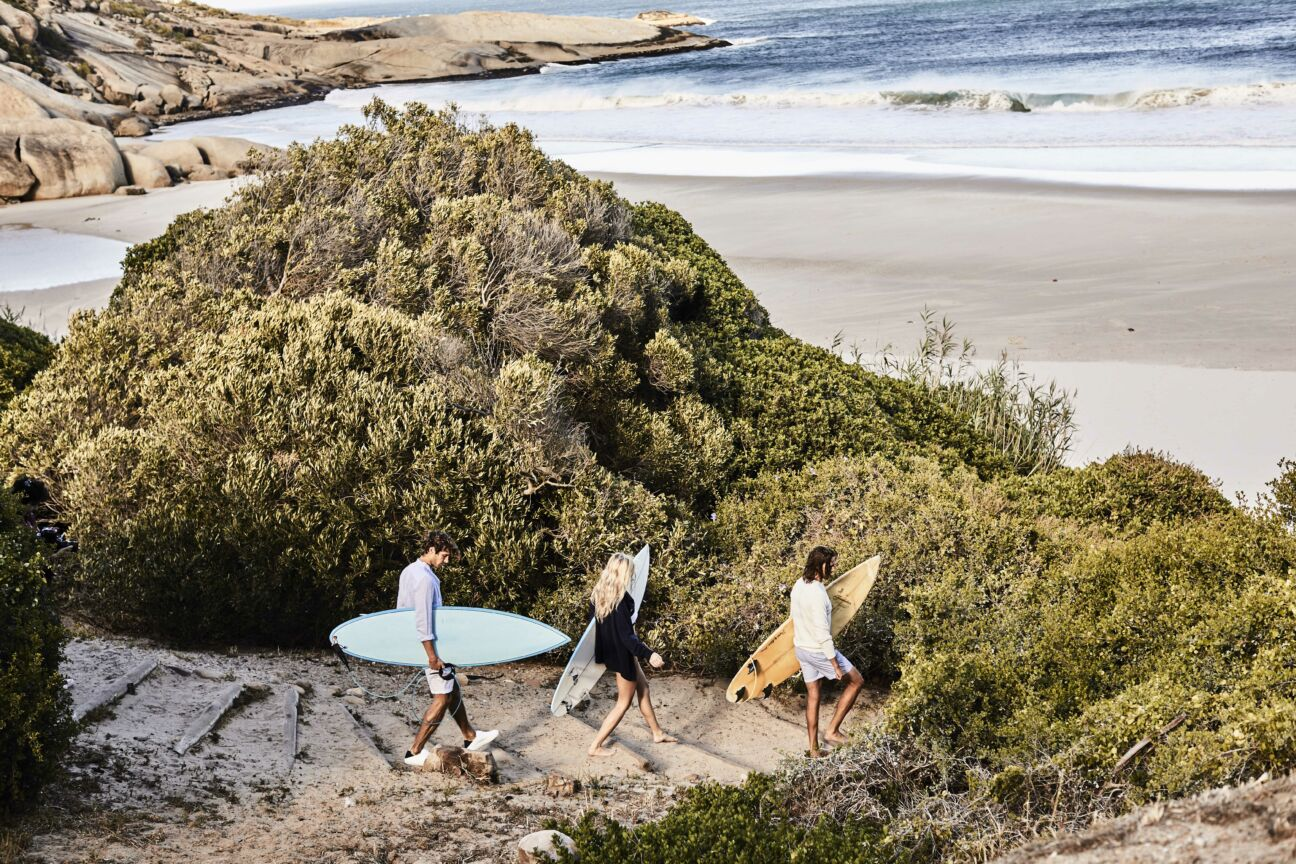 We show you how to make a splash with the best in surfing style