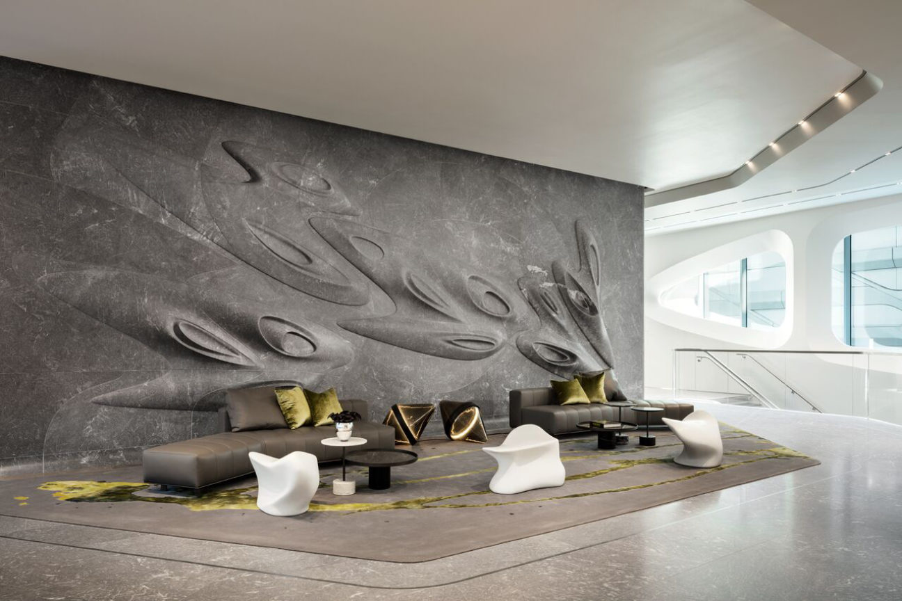 Property of the Week: Zaha Hadid's 520 West 28th Street