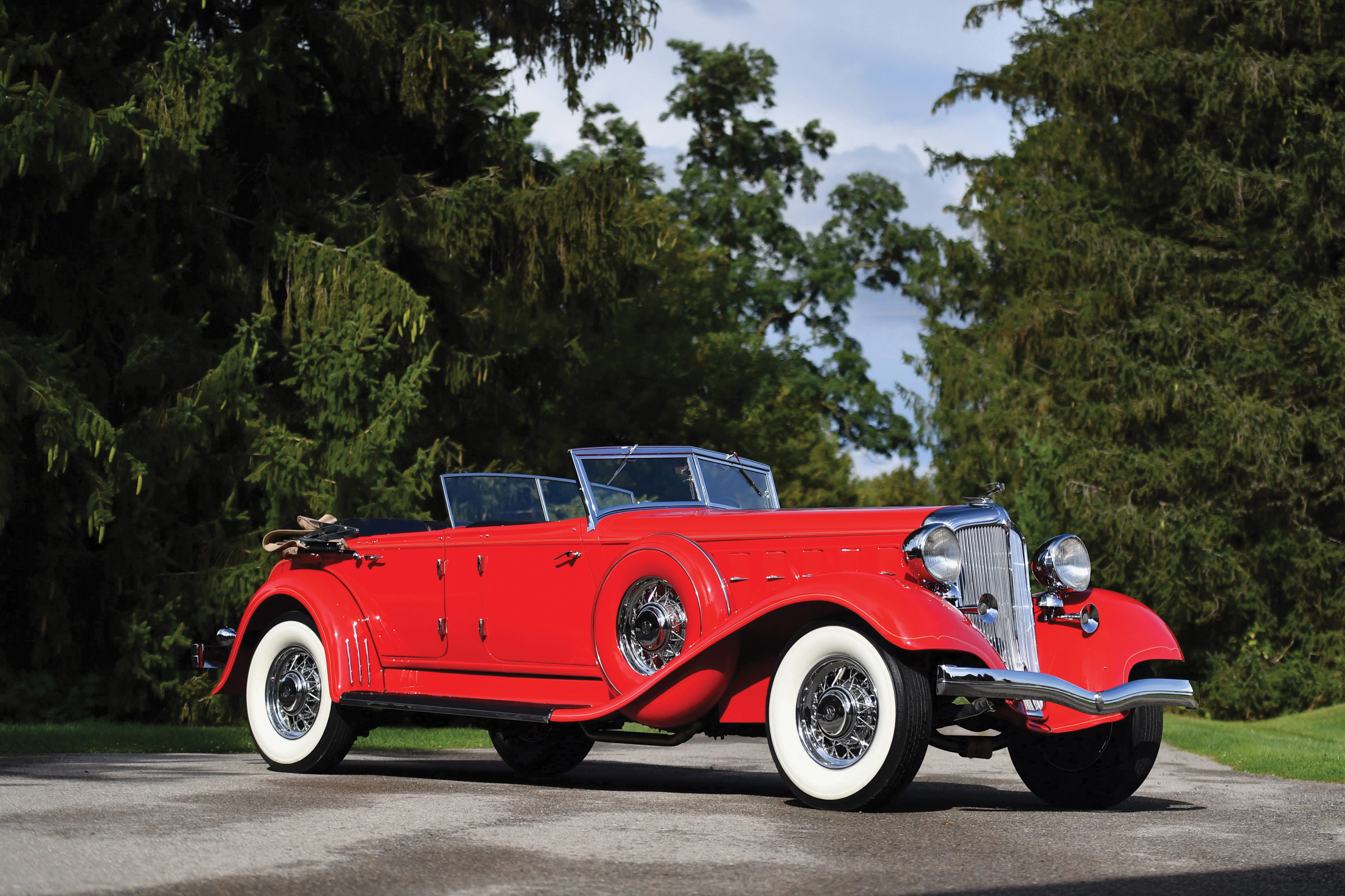Are these the most beautiful cars of the 1930s