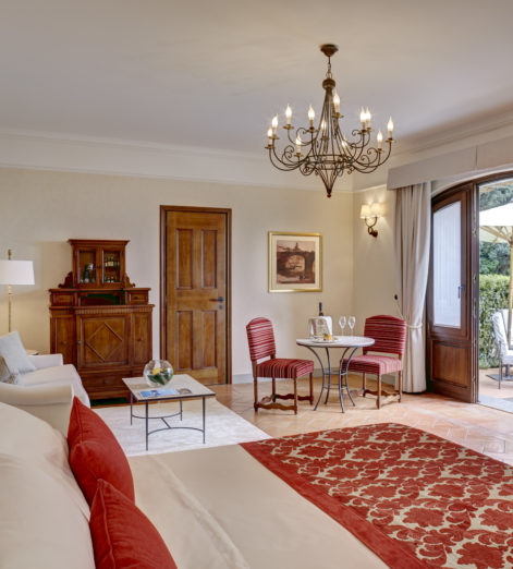 Enjoy a taste of la dolce vita at Belmond Villa San Michele